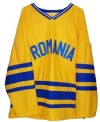 1980s Romania Hockey Jersey