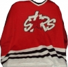 Syracuse Stars Independent Replica Hockey Jersey