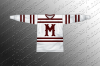 Minneapolis Millers Hockey Jersey 1929-30