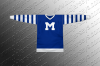 Minneapolis Millers Hockey Jersey 1931