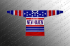 New Haven Eagles 1927 Replica Hockey Jersey