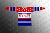 New Haven Eagles 1928-31 Replica Hockey Jersey