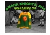 Omaha Knights 1940-42 Replica Hockey Jersey