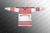 Oklahoma City Warriors 1934 Hockey Jersey
