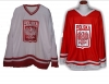 1980s Poland Hockey Jersey