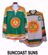 Suncoast Suns Hockey Jersey