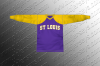 St.Louis Flyers 1928 Hockey Jersey
