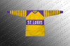 St.Louis Flyers 1930 Hockey Jersey