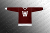 Winnipeg Maroons Hockey Jersey