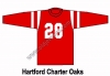 Hartford Charter Oaks Football Jersey