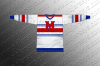 Minneapolis Millers Hockey Jersey 1937 Replica Home Jersey