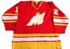 Moncton Flames Replica Hockey Jersey