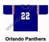 Orlando Panthers Football Jersey