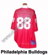 Philadelphia Bulldogs Football Jersey