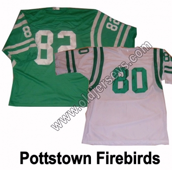 Pottstown Firebirds Football Jersey