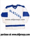 1970s Oklahoma City Blazers Hockey Jersey