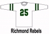 Richmond Rebels Football Jersey