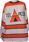 St.Catherines TeePees Hockey Jersey